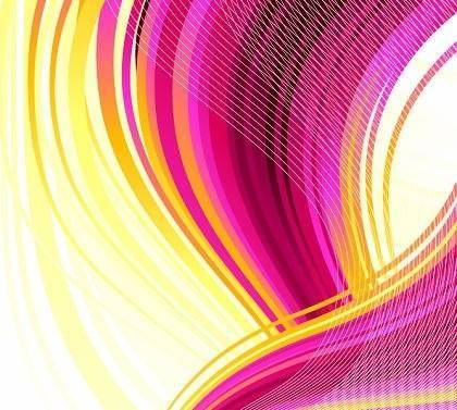 free vector Free Dynamic Lines Background Vector