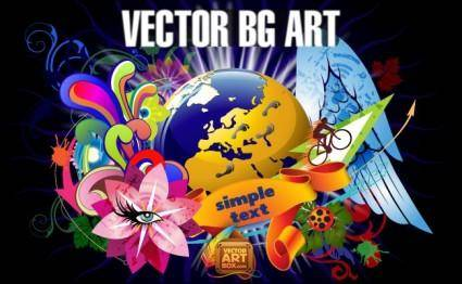 Vector Background Art