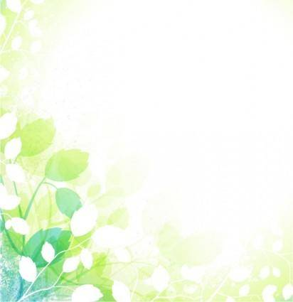 free vector Spring background
