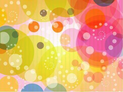 free vector Colorful Vector Background