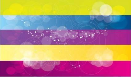 free vector Multi Color Vector Background
