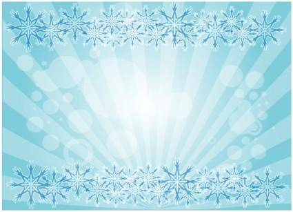free vector Vector Blue Background