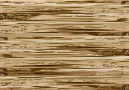 Wood Texture Vector Background