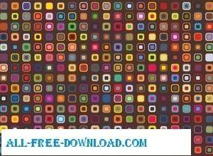 free vector Background color design