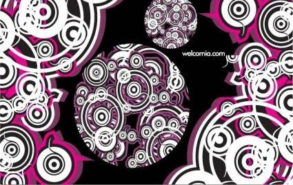 free vector Artistic Vector Background