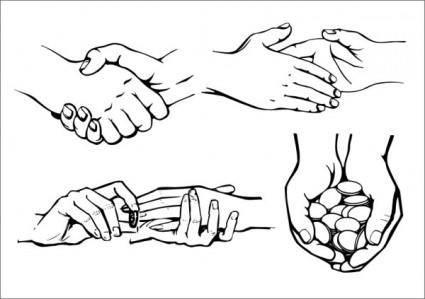 Practical gesture vector ii