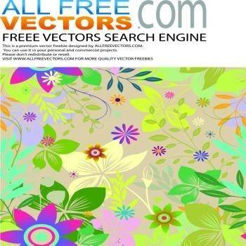 free vector Colorfull seamless background