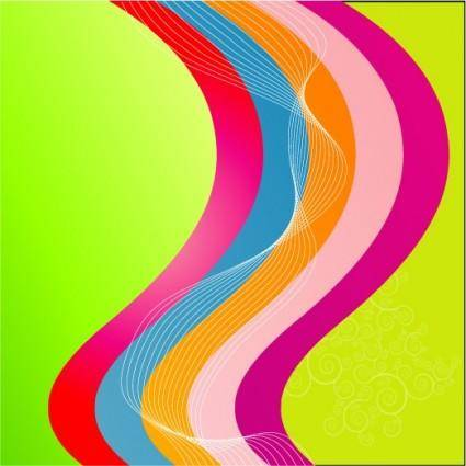 free vector Color background