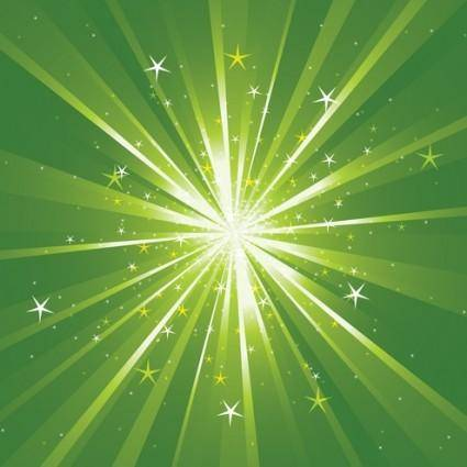 Sparkles Background Vector