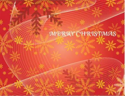 free vector Christmas Vector Background