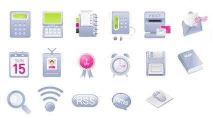 Practical web design icon vector