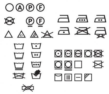 free vector Washing logo icon vector