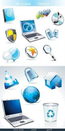 Technologies style icon vector sense of crystal