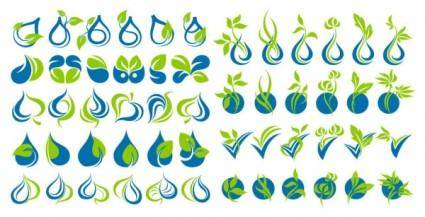 free vector Green vector graphics icon