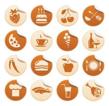 free vector Roll angle icon vector