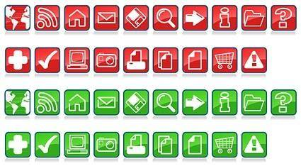 free vector Icon vector commonly used in series