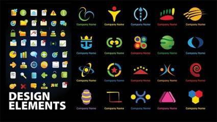 Commonly used vector graphics icon