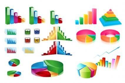 free vector Bach statistics icon vector