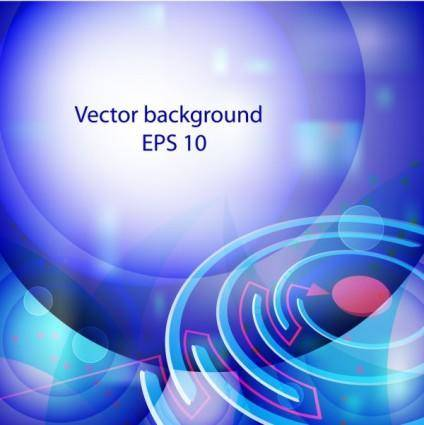 free vector Colorful maze vector