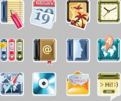 free vector A nice icon vector