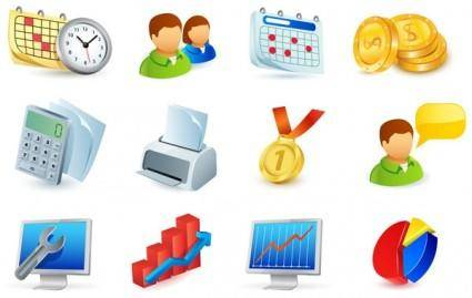 A suitable commercial icon vector