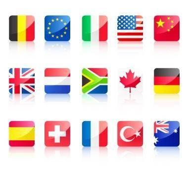 free vector Flag icon vector