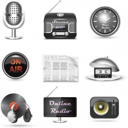 free vector Sound icon vector