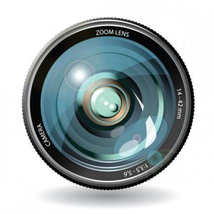 free vector Camera lens 05 vector
