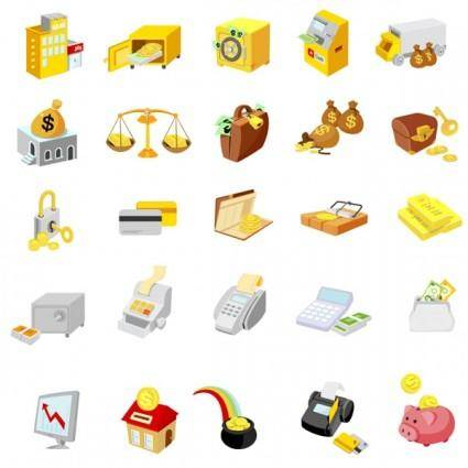 free vector Icon businessrelated vector