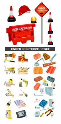 And construction transportationrelated clip art icon