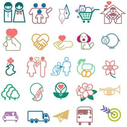 free vector Line Style Vector Icon