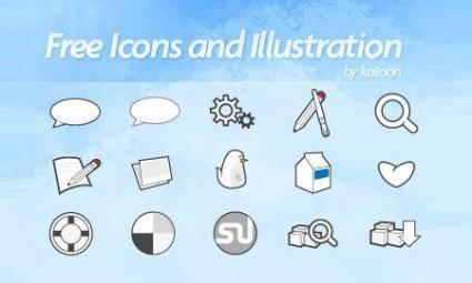 free vector Social Icons Vectors