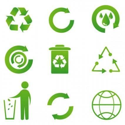 free vector Recycle Icon Vectors