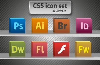 Free CS5 icon pack 19811