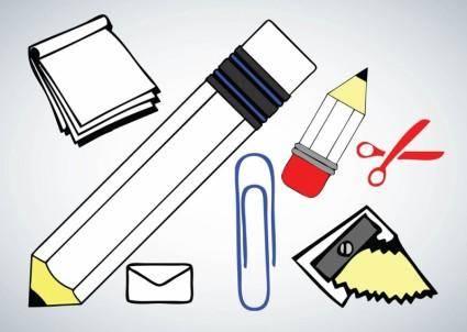 free vector School Vector Icons