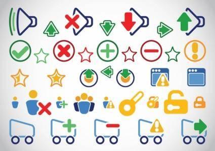 Clip Art Icons