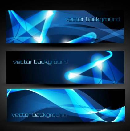 free vector Brilliant dynamic halo effects 02 vector