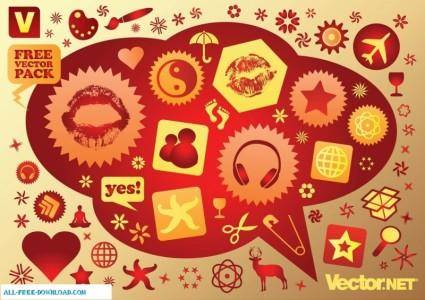 Free Vector Icon Graphics