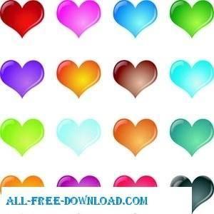 free vector Heart Vector
