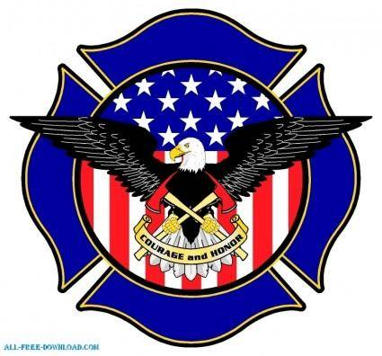Fire Dept Shield