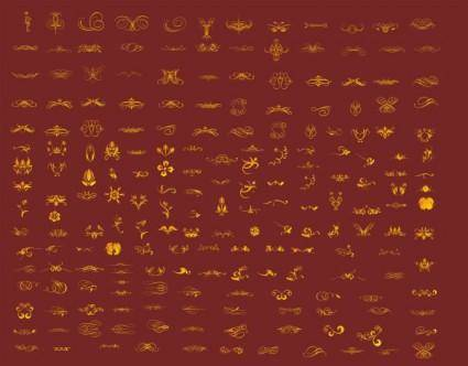 free vector Lace vector