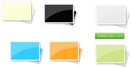 Office elements vector