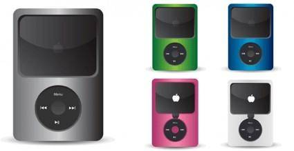 free vector IPod Vector Icons