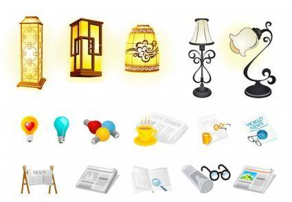 free vector Cool vector icons