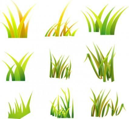 free vector Free Vector Grass