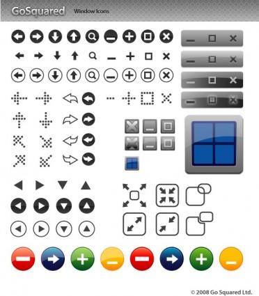 free vector Window_Icons