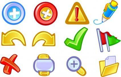 Application Basic Icons Pack