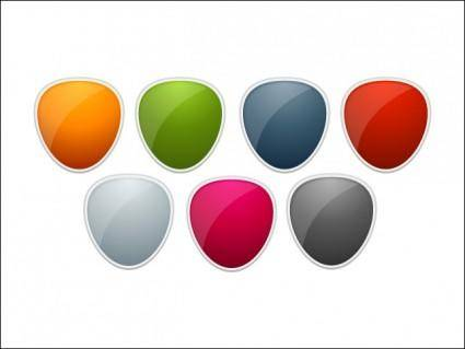free vector L.ments   Pack 2 Shields