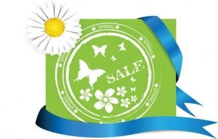 Special sales discount graphic design vector 5