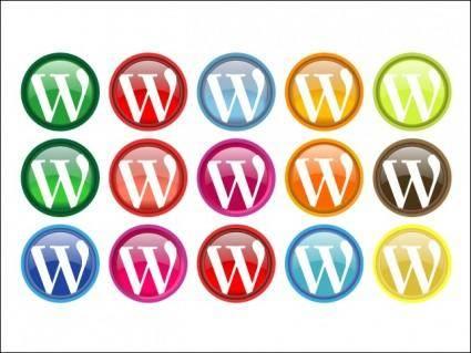 30 Free Wordpress Icons